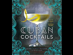 cuban cocktails book